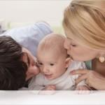 תינוק ומשפחתו