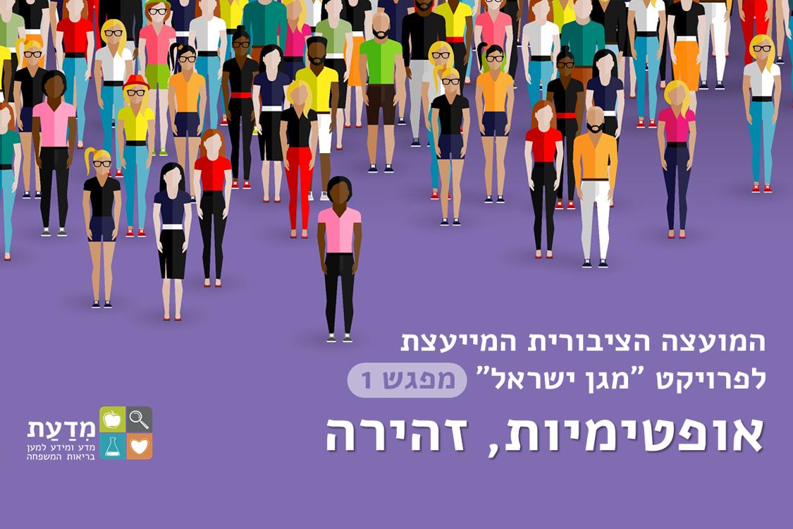 המועצה הציבורית המייעצת לפרויקט מגן ישראל, אופטימיות זהירה